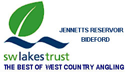 South West Lakes Trust Jennetts reservoir