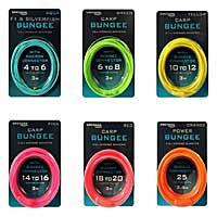 Brand New Drennan Bungee Latex Pole Elastic - Complete Range Available