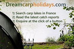 Dream Carp Holidays