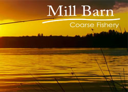 Mill Barn Coarse Fishery