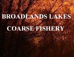 Broadlands Lakes Coarse Fishery