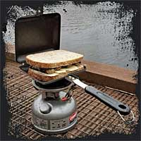 Ridge Monkey Sandwich Toaster