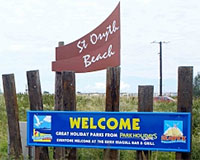 St Osyth Beach Holiday Park, Essex