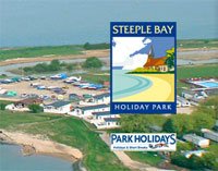 Steeple Bay Holiday Park, Essex