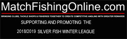 The Drennan Silver Fish winter League