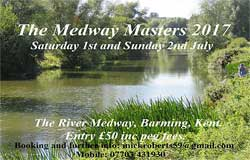 Medway Masters Match Reports