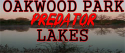 Oakwood Park Predator  Lakes