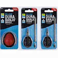 Preston Dura Banjo Quick Release Mould & Inline Dura Banjo Feeders