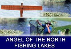 ANGEL OF THE NORTH FISHING LAKES