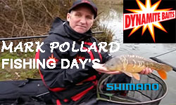 Mark Pollard Fishing Days