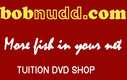 Bob Nudd Tuition Shop