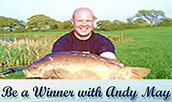 Andy May  Fishing Coach