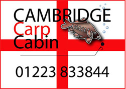Cambridge Carp Cabin