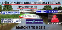 The Yorkshire Ouse Three Day Festival