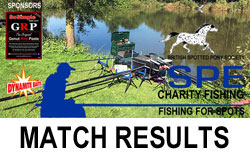 Spe Charity Fishing Match Results