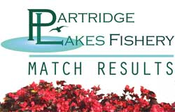 Partridge Lakes Match and league results