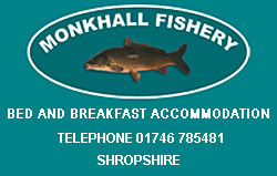 Monkhall Fishery Holidays