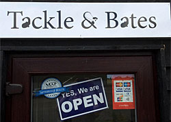 Rookery Waters Tackle Shop