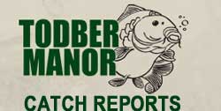 Todber Manor Catch reports