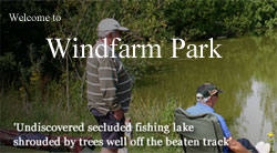 Windfarm Park Fishery