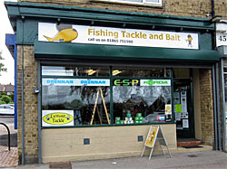 DragonCarpDirect is the UK's largest fishing tackle shop! We have everything you need from fishing bait to fishing rods all at unbeatable prices.